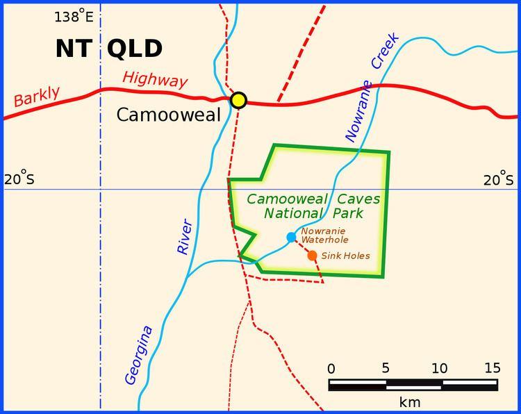 Camooweal Caves National Park