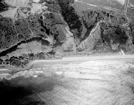 Camp Callan Geology Aerial Camp Callan 1949quot Digital Collections UC San