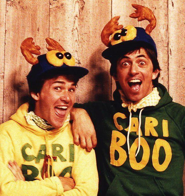 Camp Cariboo The KEENERS