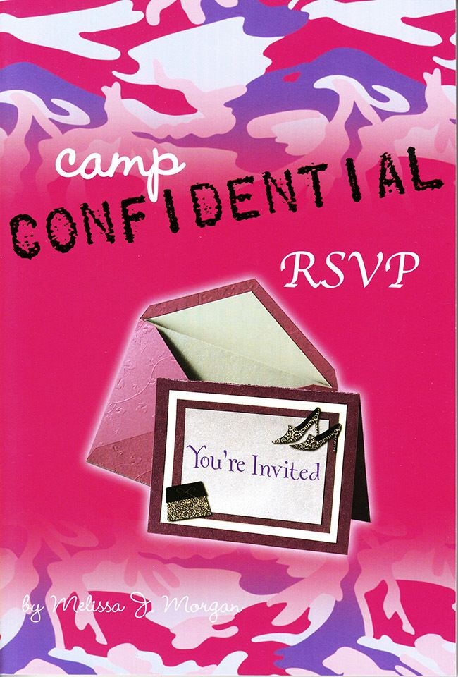 Camp Confidential Tween Books for Girls amp Camp Confidential Available