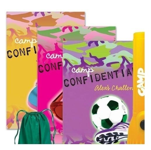 Camp Confidential Camp Confidential Books