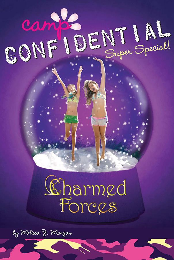 Camp Confidential TopsyTurvy book 24 in the Camp Confidential Series