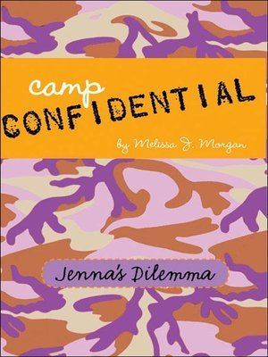 Camp Confidential Camp ConfidentialSeries OverDrive eBooks audiobooks and videos