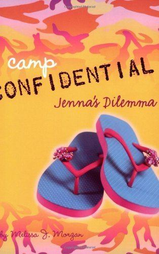 Camp Confidential StorySnoops Children39s Book Reviews Camp Confidential 2 Jenna39s