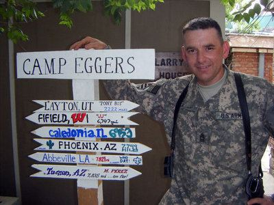 Camp Eggers Post 3 Camp Eggers Letters to Johnny Boy