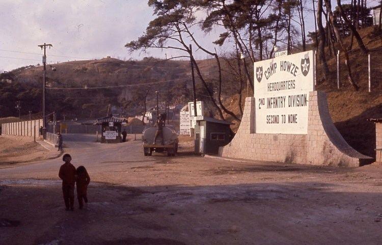 Camp Howze South Korea Alchetron The Free Social Encyclopedia
