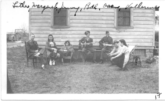 Camp Kilmer 20thEngineerscom World War 2 Camp Kilmer New Jersey