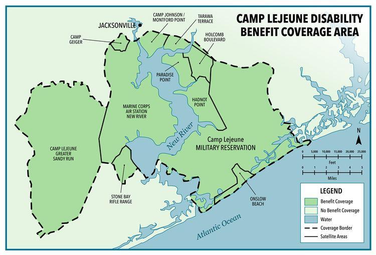 Camp Lejeune: Past Water Contamination - Public Health