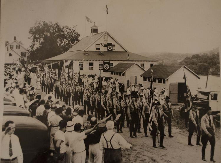 Camp Nordland Talk to Address German American Bund and Camp Nordland News TAPinto