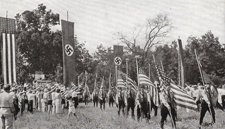 Camp Nordland sussexcountywatchdog Blog The Nazi camp and Andover Township