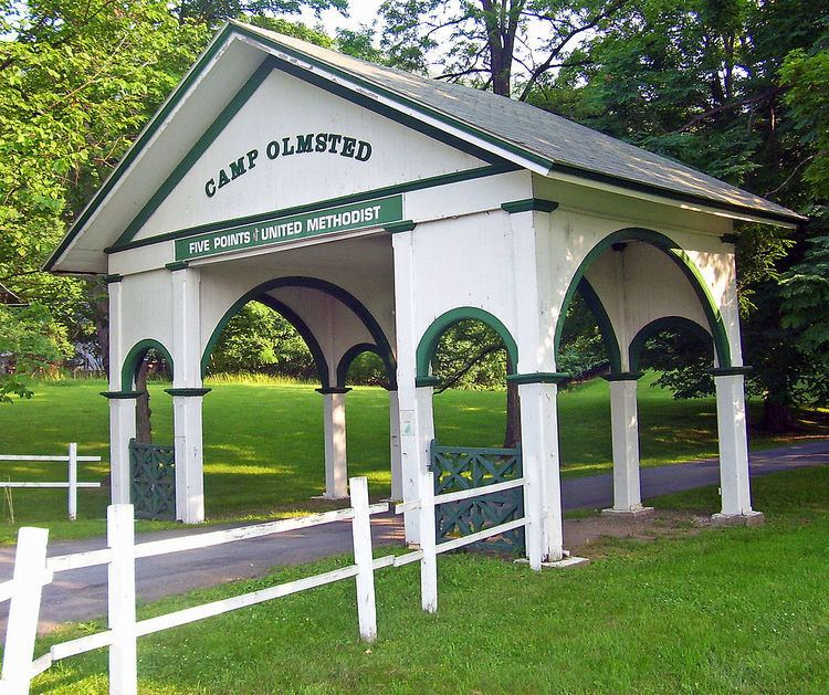 Camp Olmsted (New York)