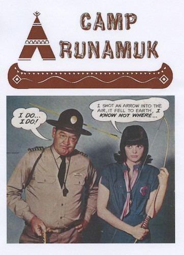 Camp Runamuck CAMP RUNAMUCK 1965 TV series