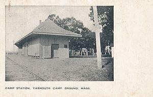 Camp Station httpsuploadwikimediaorgwikipediacommonsthu