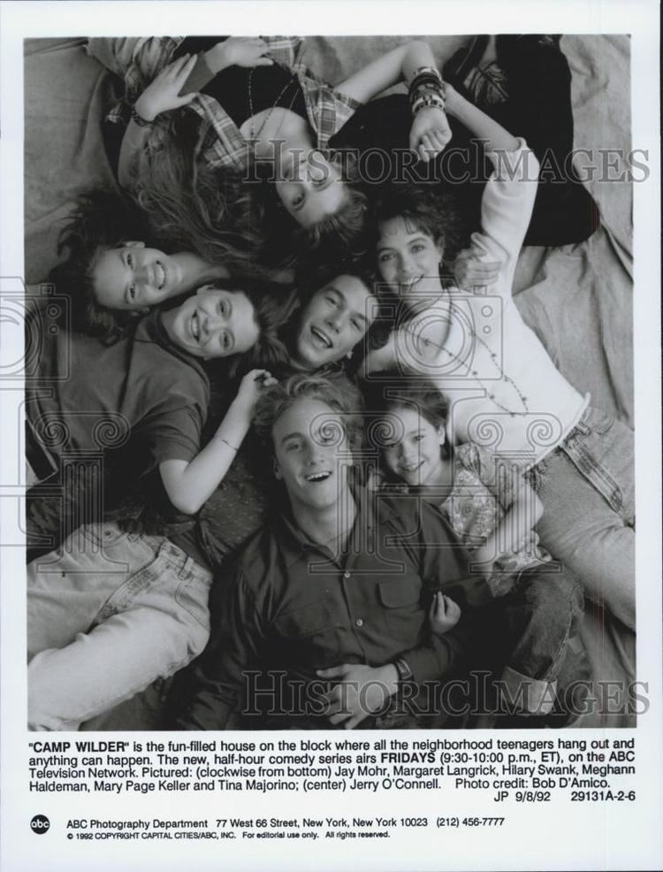 Camp Wilder The Cast of Camp Wilder Sitcoms Online Photo Galleries