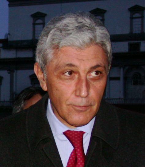 Campania regional election, 2005