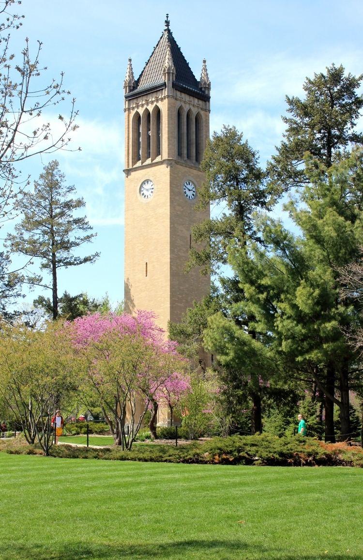 Campanile (Iowa State University) Iowa State among top universities granted US patents