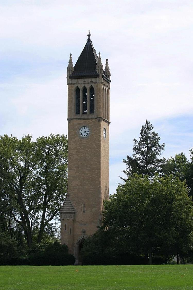 Campanile (Iowa State University) httpsuploadwikimediaorgwikipediacommons77