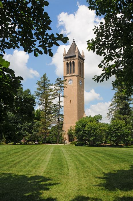 Campanile (Iowa State University) The Christian Gift Iowa State University