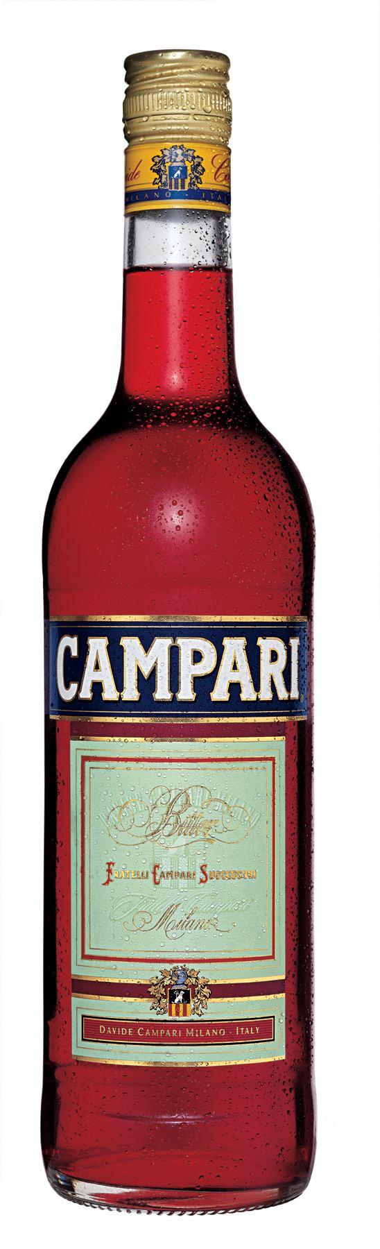 Campari Campari The Straight Up