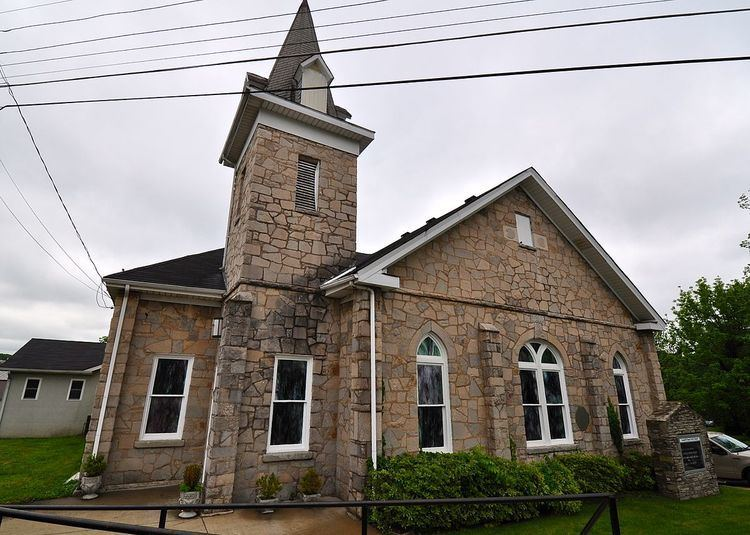 African american churches in chattanooga tn