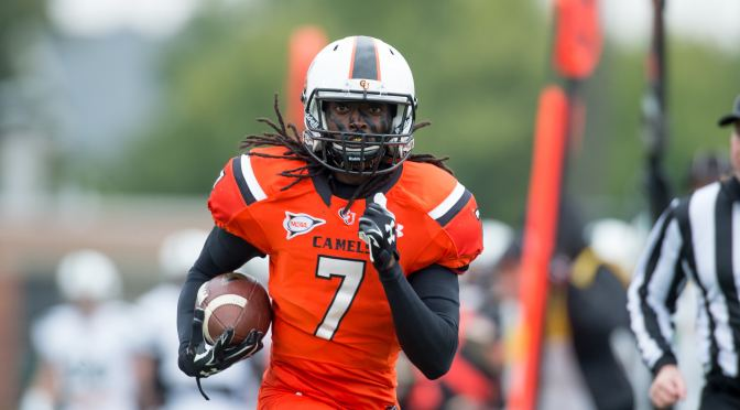 Campbell Fighting Camels football Football Covering Your Fighting Camels Beyond The Box Score