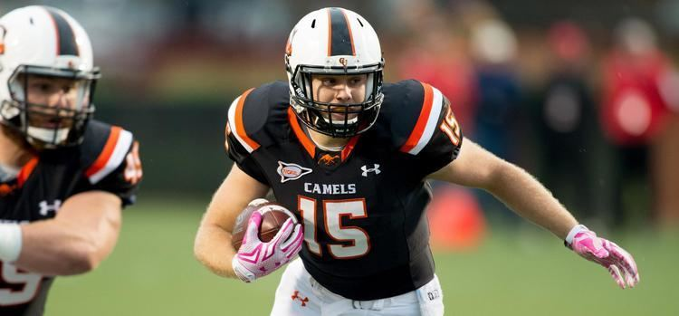 Campbell Fighting Camels football Campbell