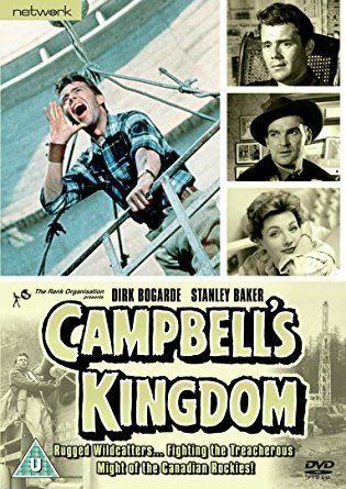 Campbell's Kingdom Campbells Kingdom DVD 1957 Amazoncouk Dirk Bogarde Stanley