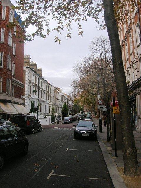 Campden Hill Road