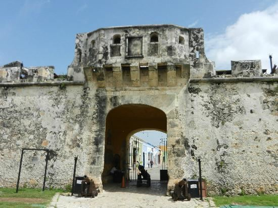 Campeche in the past, History of Campeche