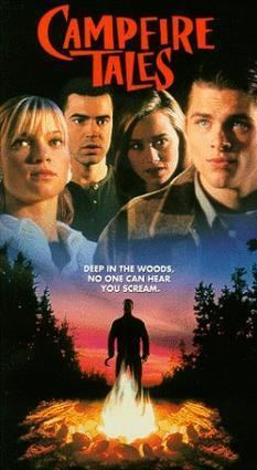 Campfire Tales (1997 film) movie poster