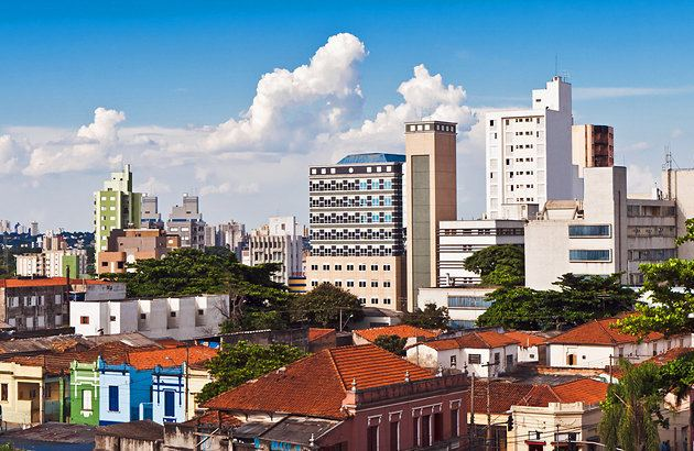 Campinas Tourist places in Campinas