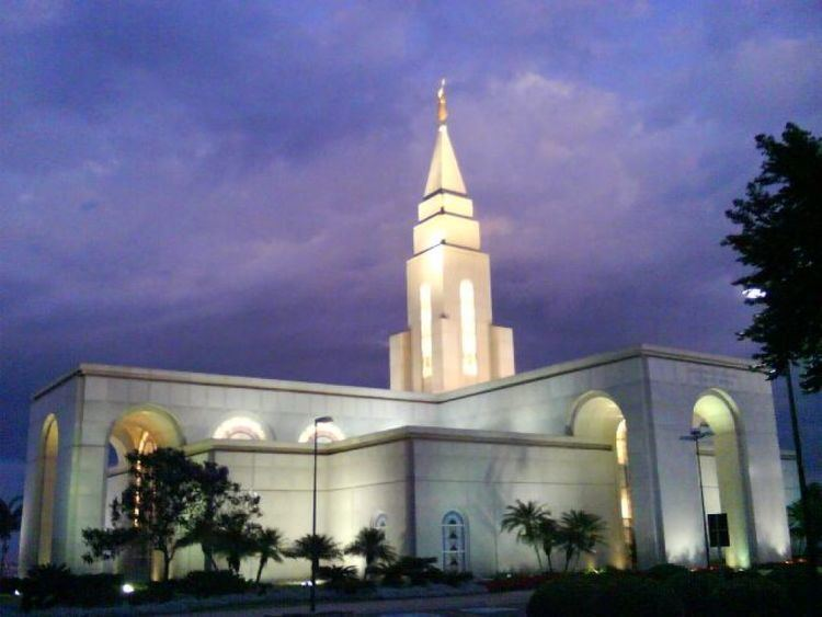 Campinas Brazil Temple Campinas Brazil LDS Mormon Temple Photograph Download 44