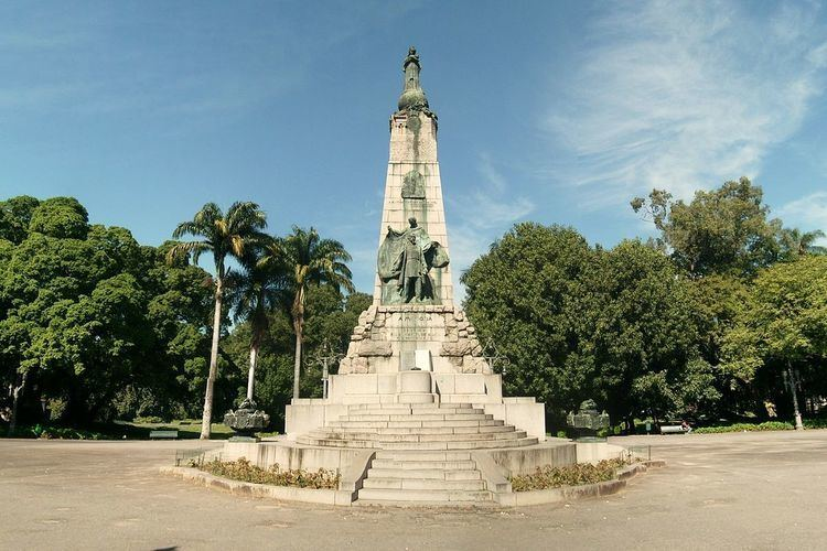 Campo de Santana (park)