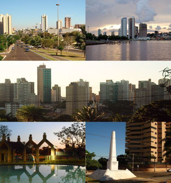 Campo Grande in the past, History of Campo Grande