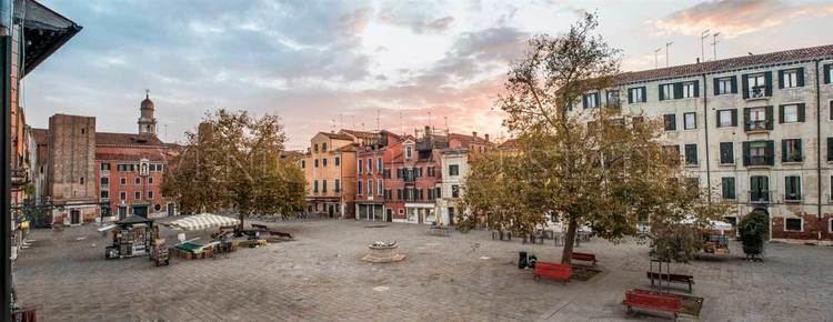 Campo Santa Margherita Culturalheritageonline Com