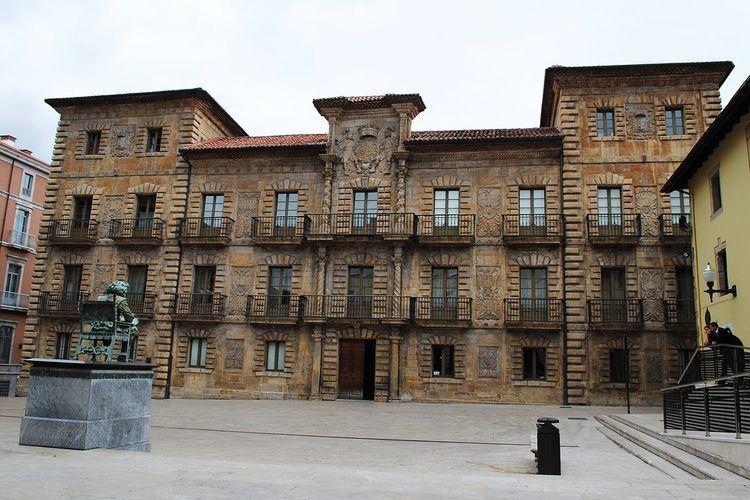 Camposagrado Palace (Avilés)