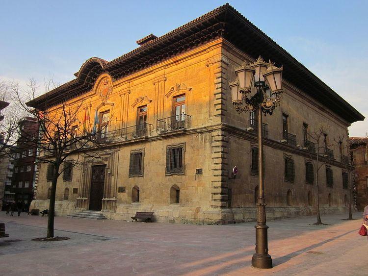 Camposagrado Palace (Oviedo)