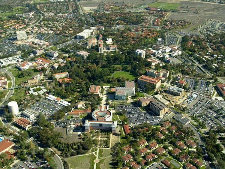 Campus of the University of California, Irvine