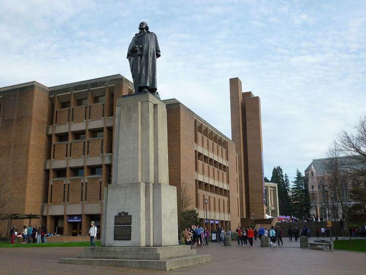 Campus of the University of Washington