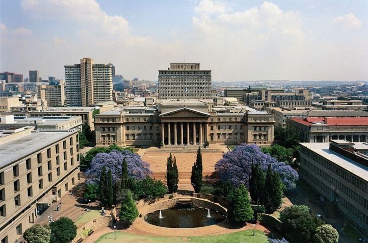 Campuses of the University of the Witwatersrand