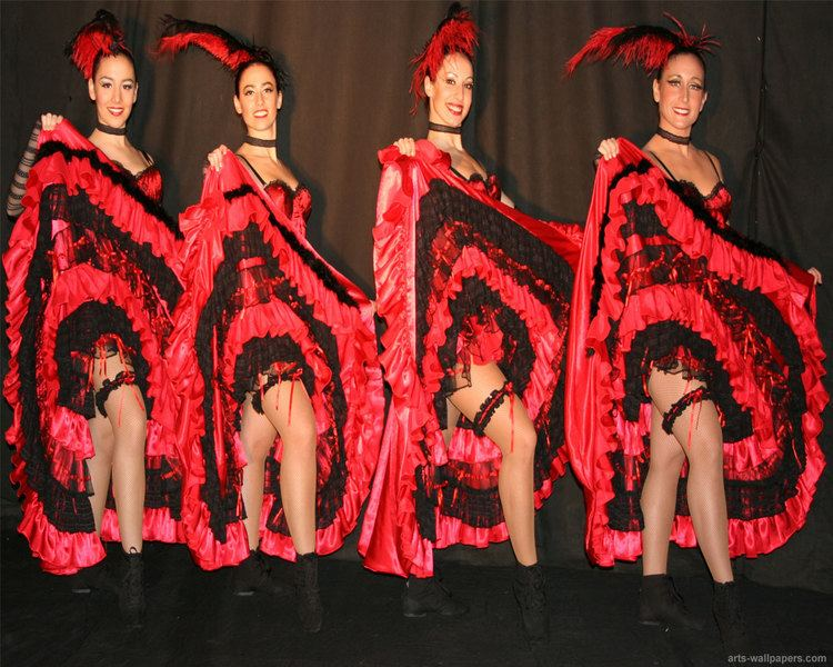Can-can 1000 images about can can dancers on Pinterest Costumes UXUI