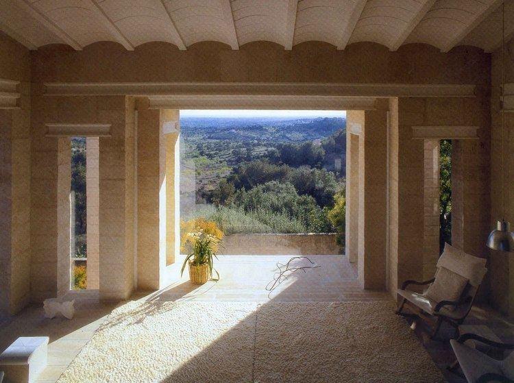 Can Feliz Erica Chen Arch1201 Design Studio Villa Can Feliz by Jorn Utzon
