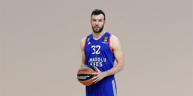 Can Maxim Mutaf Anadolu Efes Istanbul Welcome to EUROLEAGUE BASKETBALL
