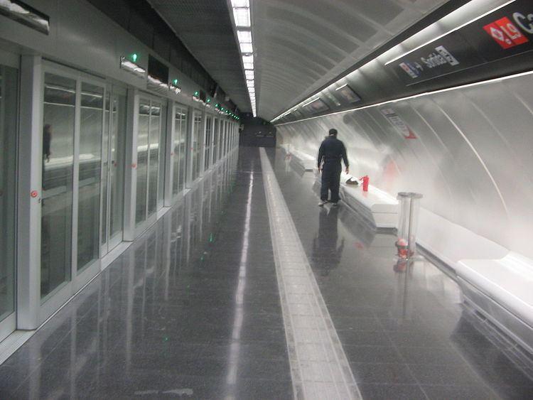 Can Peixauet (Barcelona Metro)