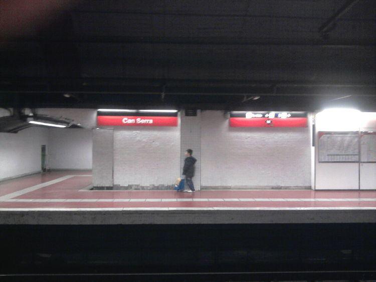 Can Serra (Barcelona Metro)
