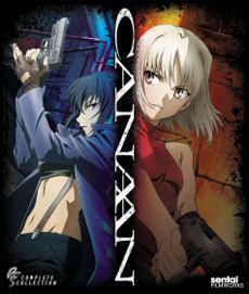 Canaan (anime) Canaan anime Wikipedia