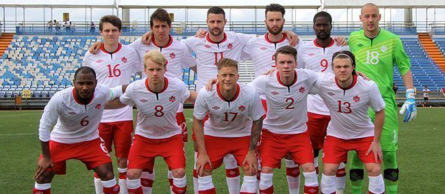 Canada men's national soccer team Haber39s goal the difference as Canada MNT beats Guatemala Canada