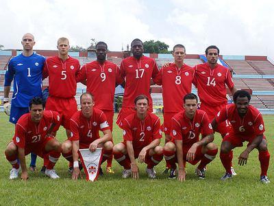 Canada men's national soccer team Canada39s soccer program needs a jolt of national pride Edmonton