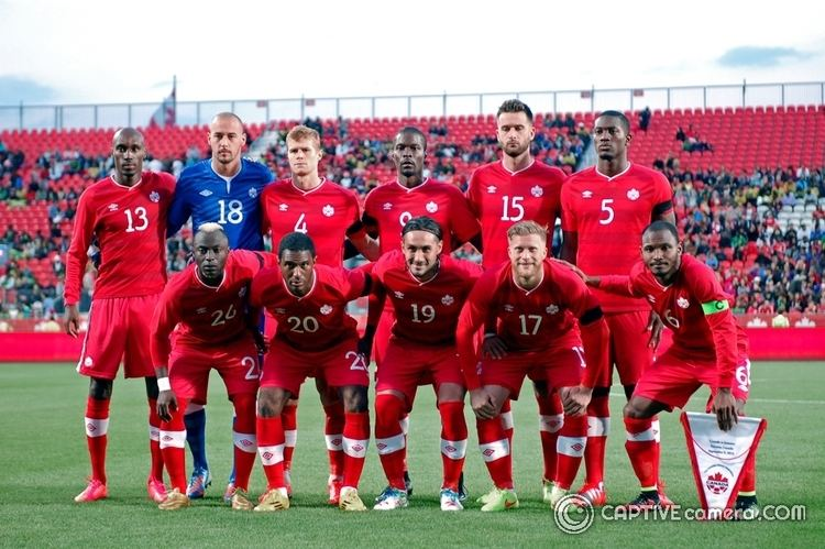 Canada men's national soccer team O Canada Will Soccer Rise for Thee Toronto Freelance