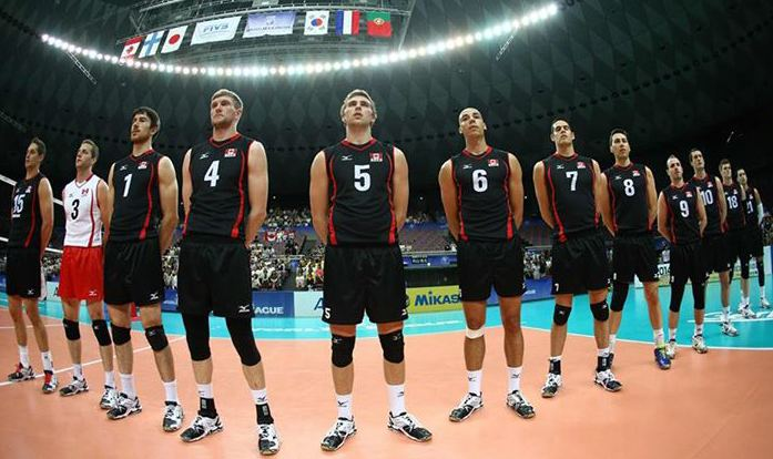 Canada men's national volleyball team Coach Glenn Hoag leads Canada39s volleyball team to hardwon success